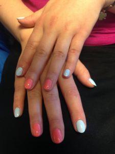 manicure leczniczy